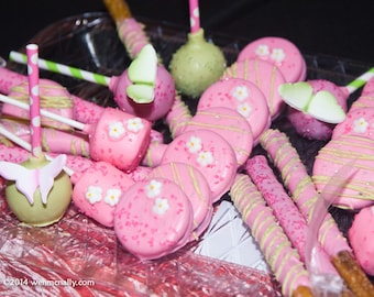 DESSERT BUFFET, Candy Table, Customized with your colors