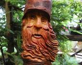 Rufus,   the pine knot wood spirit