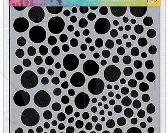 Dyan Reaveley Stencil HOLES Dylusions 5 x 8