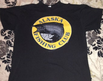 Vintage fishing shirt