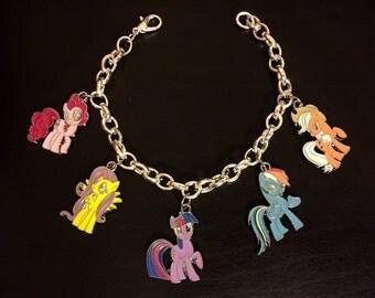 My Little Pony: Friendship Is Magic Charm Bracelet