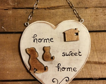 "Cuore ""Home Sweet Home"""