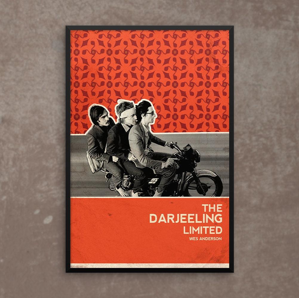 darjeeling limited essay Garrett's broadly informed overview of wes anderson's darjeeling limited is an film the darjeeling limited, featuring owen story, essay , poem, painting.