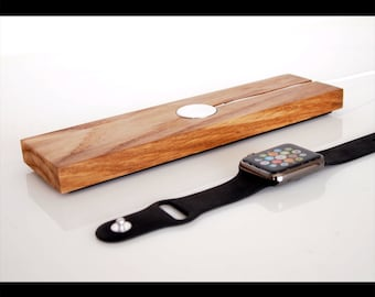 Apple Watch dock - modern, minimalistic design - Apple Watch charging station