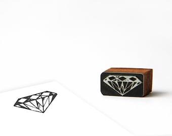 Siegelstempel Diamant