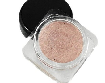 Doll Part Pale Pink Smudge Pot Vegan Cream Eyeshadow Highlighter Eye Shadow Mineral Make up Makeup