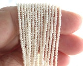 TINY Fresh Water Pearls, Fresh Water Seed Pearls, Seed Pearls, Victorian Style Pearls, Cream Color Pearls  FWP-078