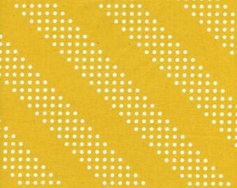 Cotton + Steel - Basics - Dottie in Dijon Mustard