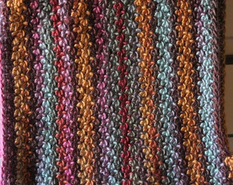 Fall Cowl - Multicolor Infinity Scarf