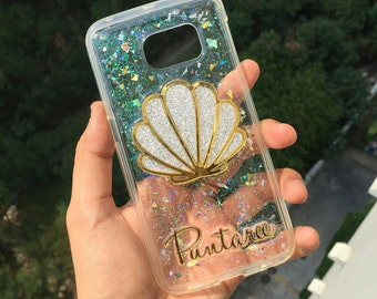 Mermaid personalised Iphone 6 /6 plus,  iPhone 5/5s, iPhone  4/4s, Samsung galaxy note 2/3, s3/s4/s5