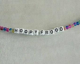 Hoopy Frood Bracelet