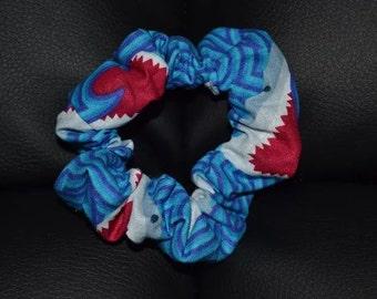Shark Scrunchie