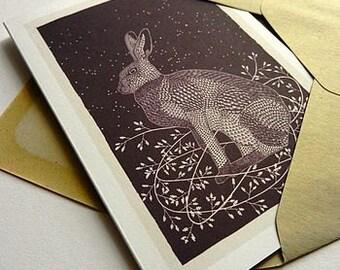 "greetings card - ""nesting"""