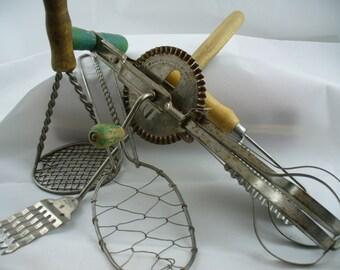 collectable kitchen utensils
