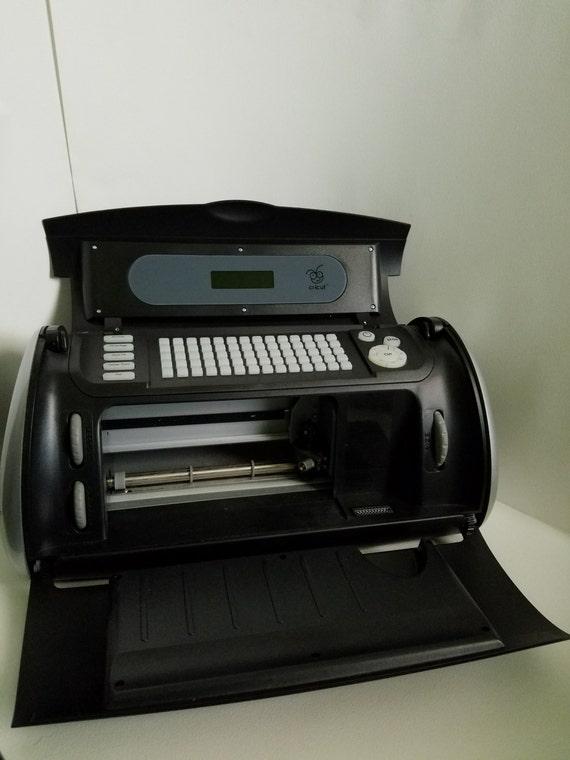 original cricut machine manual
