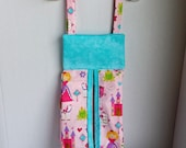 Diaper Stacker For Travel In The Car or Nursery