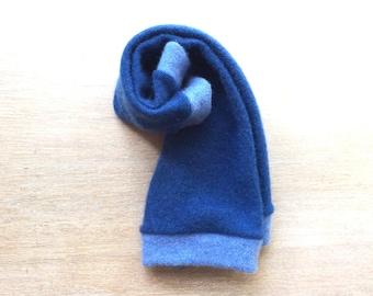 Fingerless Gloves in blues, cashmere fingerless mittens, armwarmers