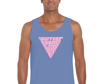 Men's Tank Top - I SUPPORT EQUAL RIGHTS