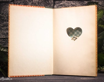 Hollow Book Safe with Heart - The Natural Science of Stupidity- Vintage (1959)