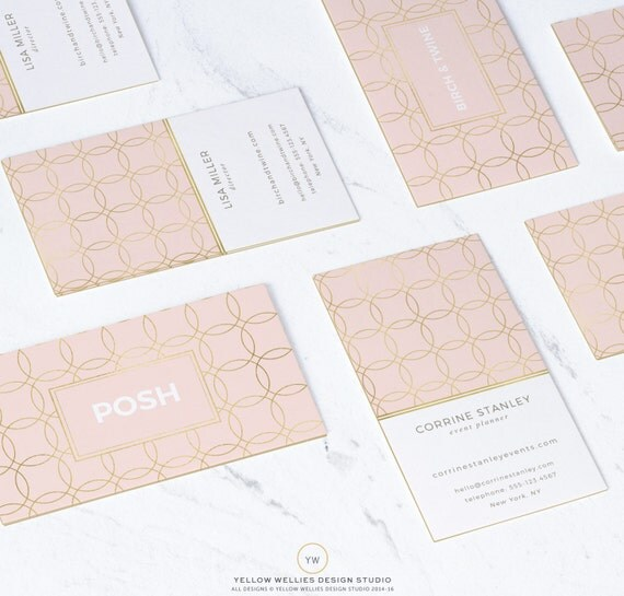 business card template moo gold foil business card template