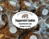 Peppermint Cookie Horse Treats - 1 lb.