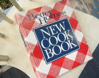 1991 Better Homes And Gardens New Cookbook