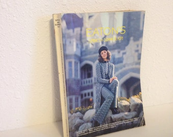 Vintage Eatons Catalogue, Fashion Book, Vintage Home Decor Photos, Vintage Fashion Photos, Vintage 1970s Fashions, 1970s Home