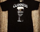 Guinness: Tall, Dark and Have Some Authentic Shirt!