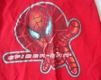 ON SALE 50% OFF Extra Large Spiderman Bag,  Market Bag