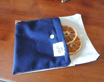 ecofriendly snack bag reusable fruit bag