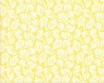 Grand Canal Fiori Ochrel by Kate Spain from Moda- 1 yard