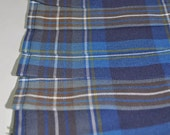 Baby Kilt in Holyrood tartan, Various sizes, Poly viscose, machine washable
