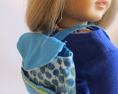 American Girl Doll Clothes; Doll Backpacks; Doll Backpack; Doll Backpack Purse; Stuffed Animal Backpack