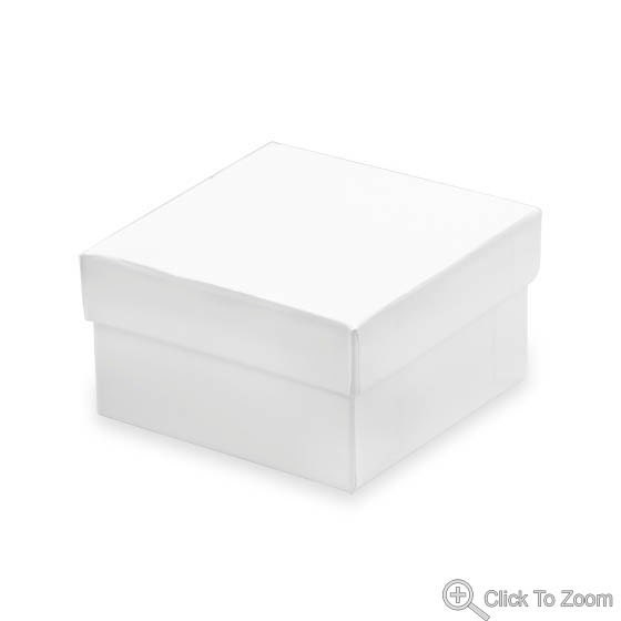 2 boxes for earrings black velvet gift boxes include white for Black box container studios