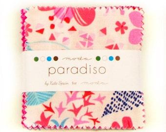SALE - Moda Paradiso Mini Charm Pack by Kate Spain