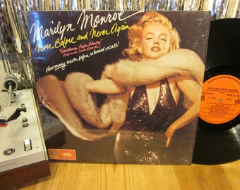 Marilyn Monroe - Never Before and Never Again - Gentlemen Prefer Blondes + More - Rare Recordings - Pinup