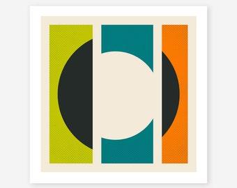 MISSING (Giclée Fine Art Print/Photo Print/Poster Print) Abstract, Minimal Art by Jazzberry Blue