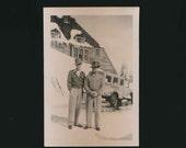 vintage photo, black and white, Timberline Lodge, Mount Hood, ski resort, Oregon
