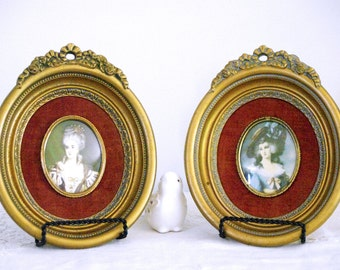Cameo Creation Pictures Vintage Frame
