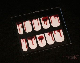 Blood Lust Nail Stickers