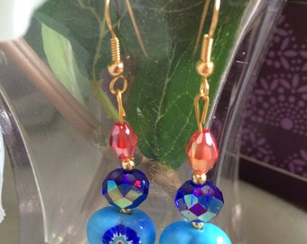Indian inspired Earrings