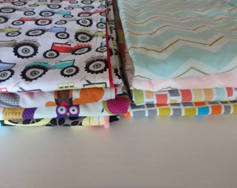 Clearance Minky Baby Blanket (5)