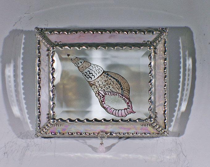 Sea Shell 4X5 SILVER