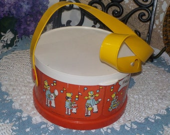 1979 Fisher Price Toy Drum,Vintage toys,Toy,Vintage Fisher Price Toys, Vintage Preschool toys