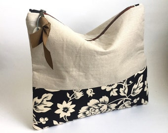 Foldover clutch - add style to your wardrobe in an instant, small bag, small purse, clutch, fabric clutch