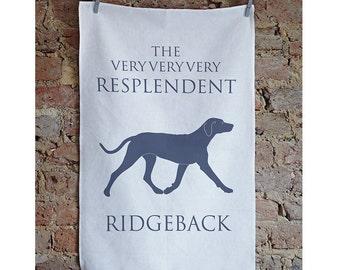 "Shop ""rhodesian ridgeback"" in Kitchen & Dining"