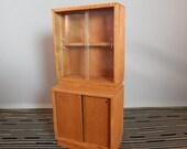 Miniature Midcentury Modern Cabinet