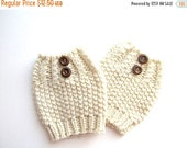SALE SALE Knit Boot Cuffs Buttonned Boot Topper Socks with Button Knit Fall Winter Spring Accessories Womens Girls
