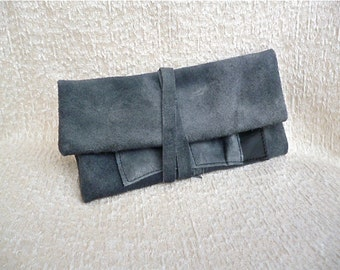 Cover Snuff Leather Gray
