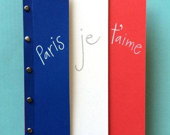 Paris Je T'aime Card